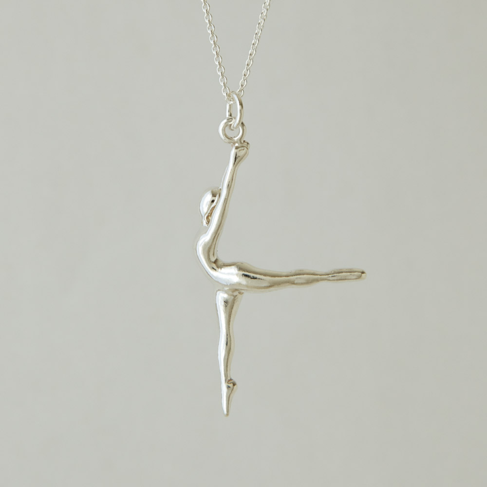Modern Dancer Necklace