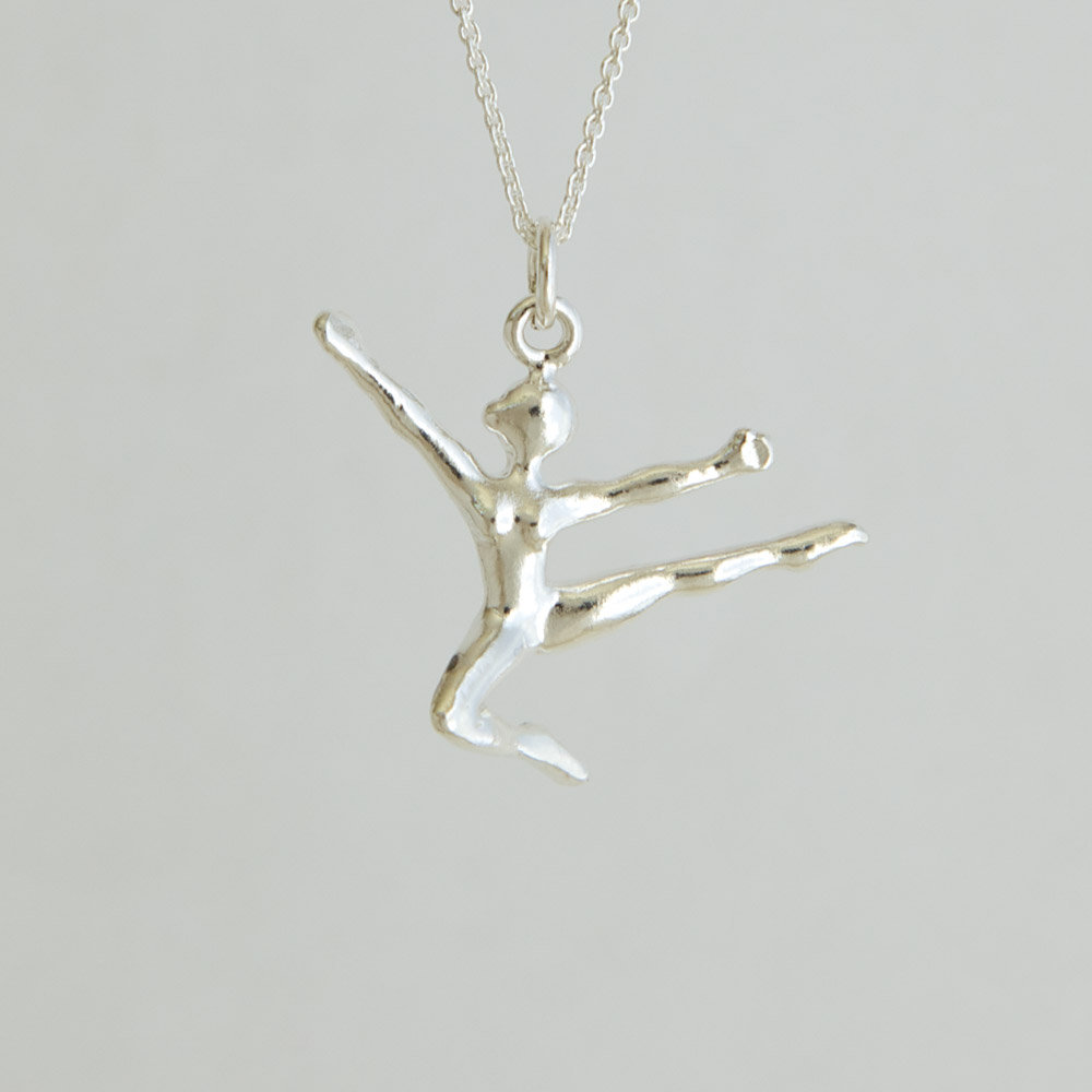 Jazz Dancer Necklace